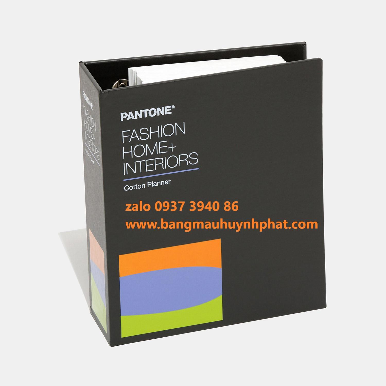 pantone cotton planner fhic300a